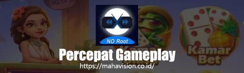 Percepat Gameplay