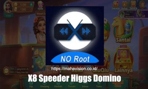 X8 Speeder Higgs Domino