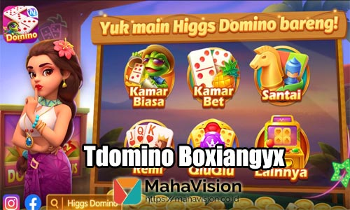 Tdomino Boxiangyx Com Login Daftar